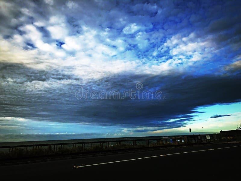 Shrooms de nuage photographie stock