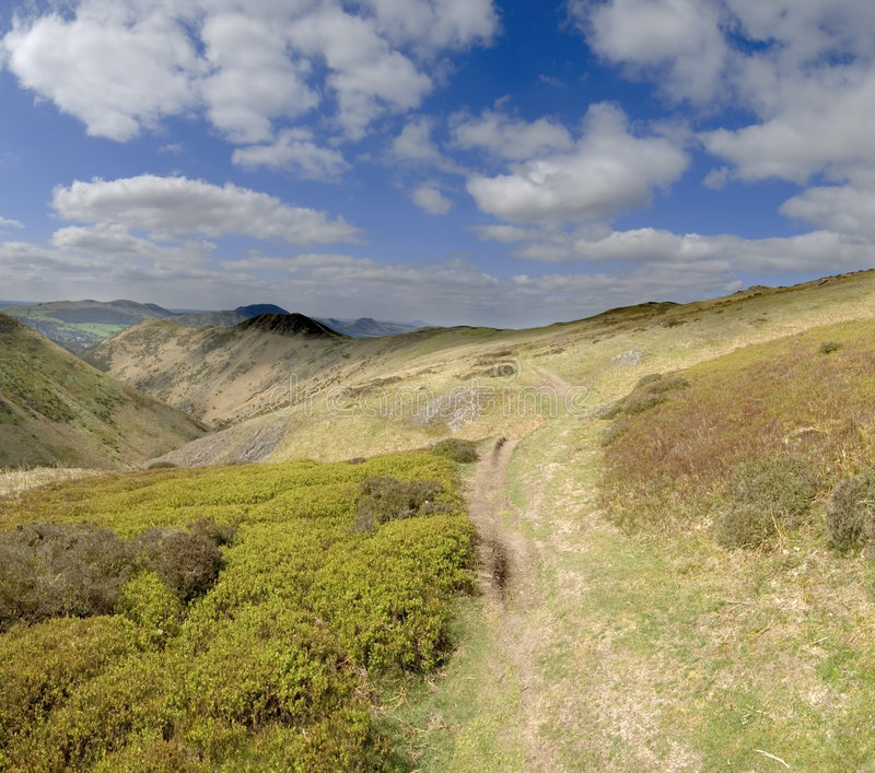 Download Shropshire stock image. Image of landscape, mynd, scenics - 2322051