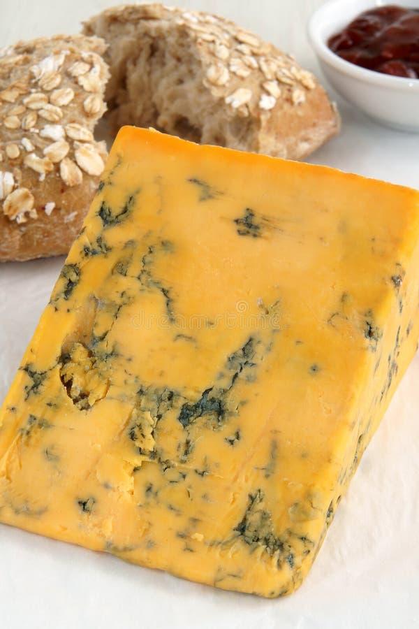 Shropshire blått royaltyfria bilder