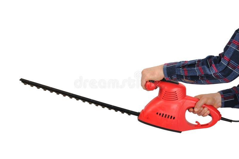 Download Shrub Shear stock image. Image of background, shrub, tool - 14675039