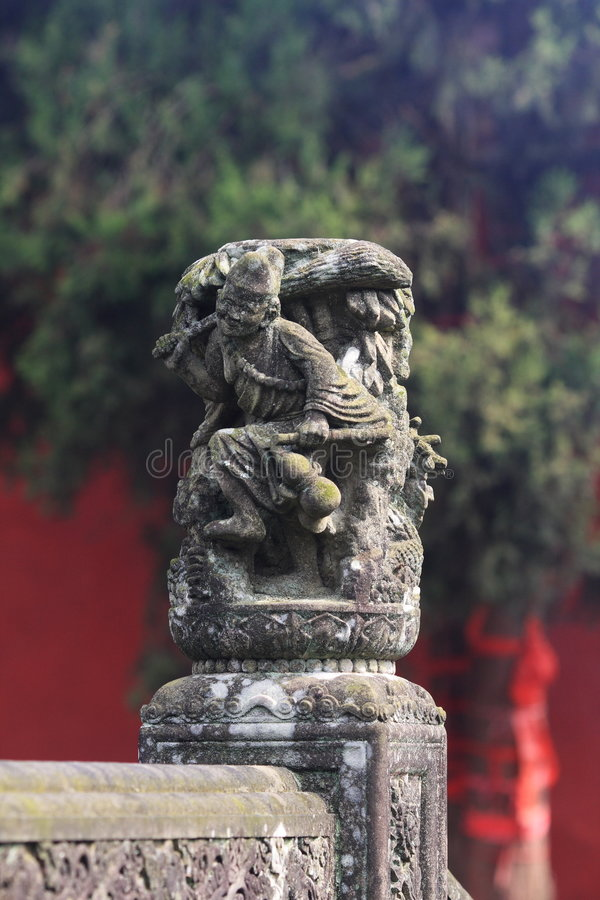 Free Shuang-gui Tang Temple Stock Photography - 6585412