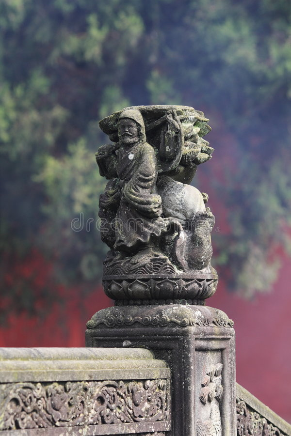 Free Shuang-gui Tang Temple Stock Photo - 6585440