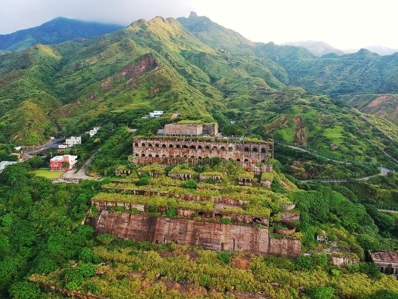 Shuinandongsmeltoven royalty-vrije stock fotografie