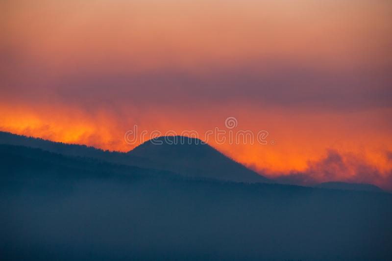 Shultz Fire royalty free stock images