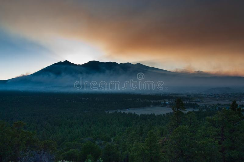 Shultz Fire stock images