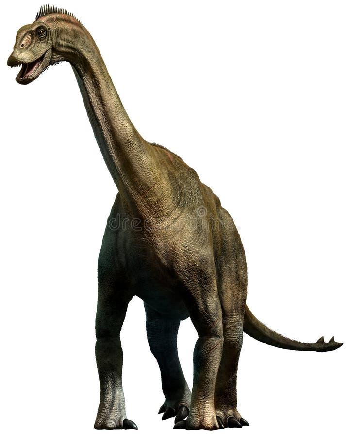 Shunosaurus ilustracja wektor