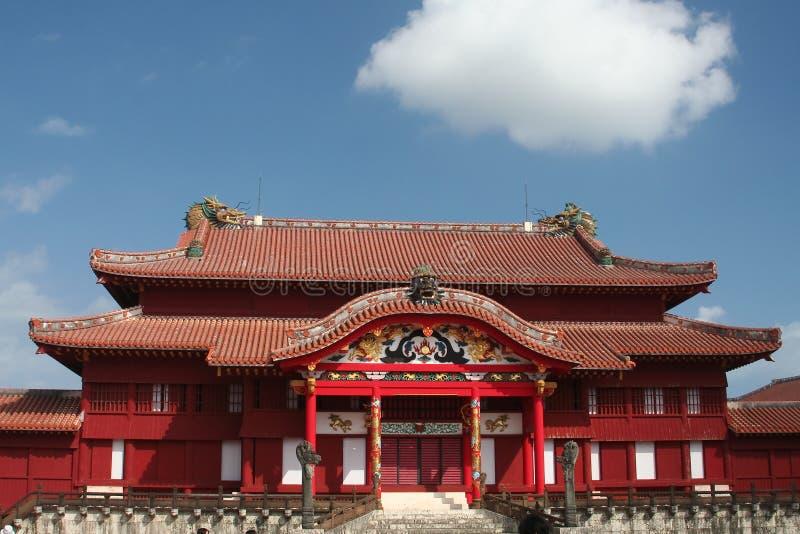 Shuri Castle stock photos