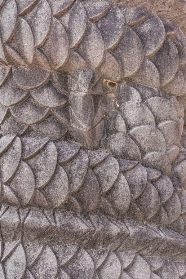 Shuri kasztelu smok?w kamienia rze?ba w Shuri s?siedztwie Naha kapita? prefektura okinawa, Japonia zdjęcia royalty free