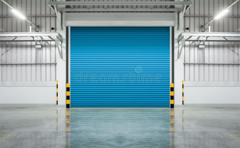 Shutter door stock photos