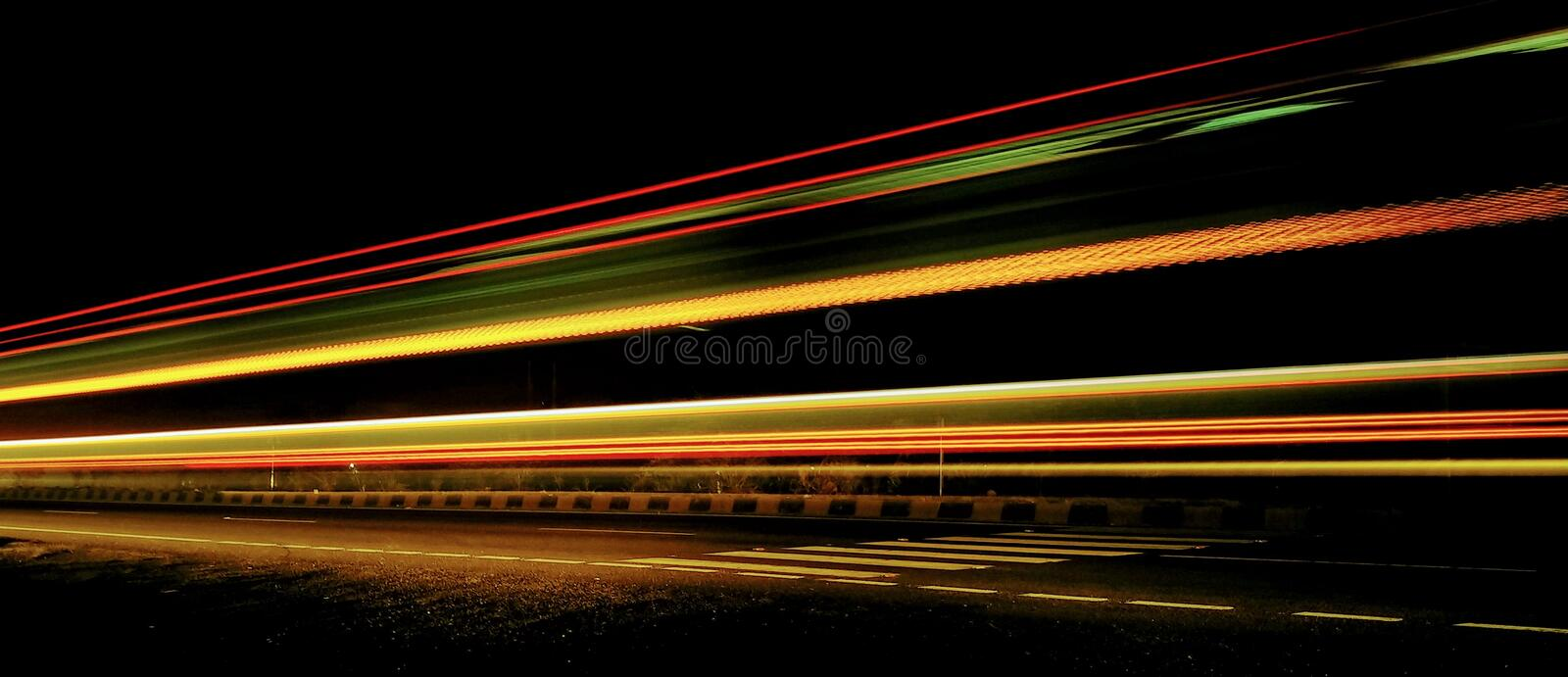 Shutter Speed Photography royalty free stock photo