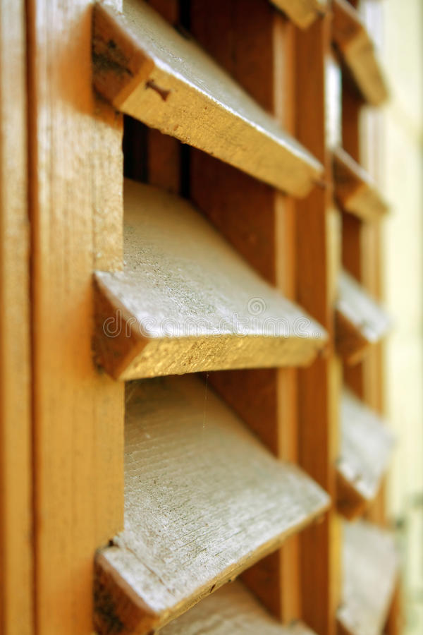 Download Shutters wooden stock photo. Image of dirty, panel, frame - 18400082