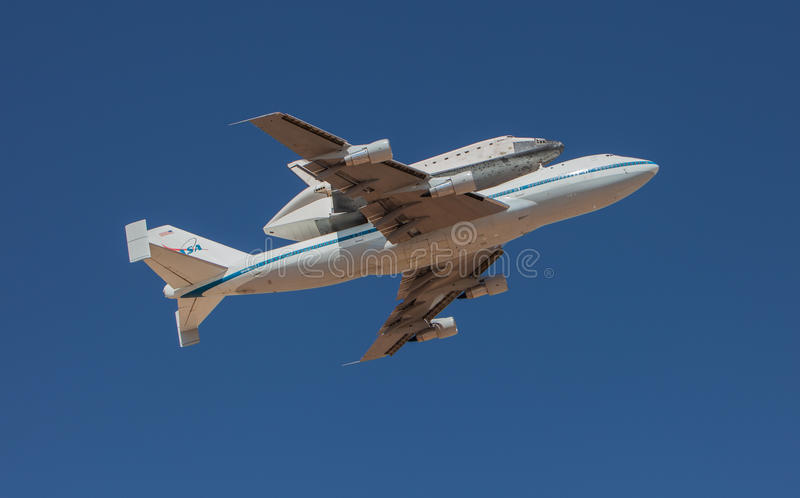 Shuttle Endeavour Editorial Photography