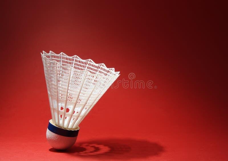 shuttlecock badminton zdjęcie stock