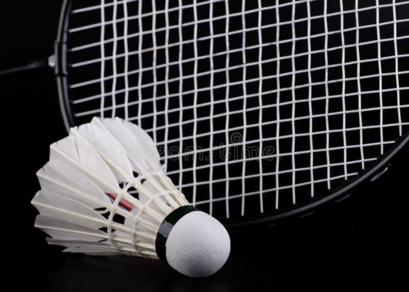 Download Shuttlecock And Badminton Racket Stock Image - Image: 12203959