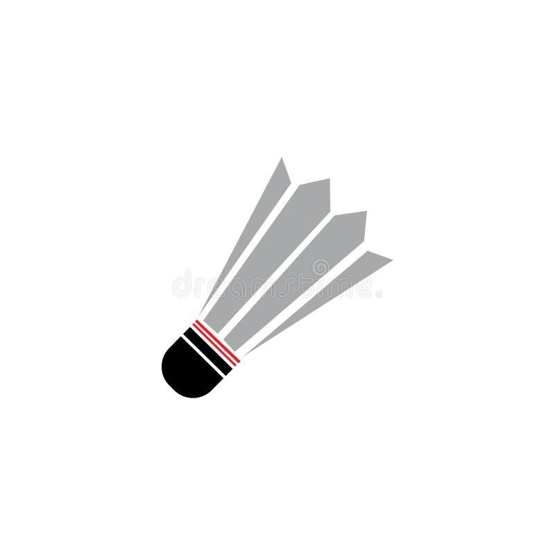 shuttlecock stock abbildung
