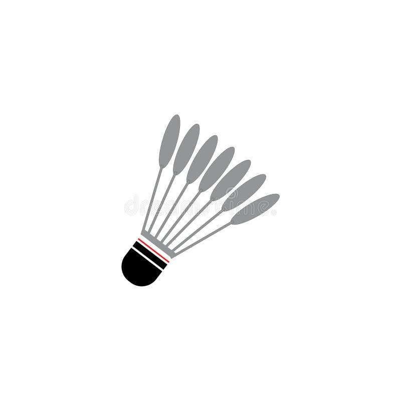 shuttlecock lizenzfreie abbildung