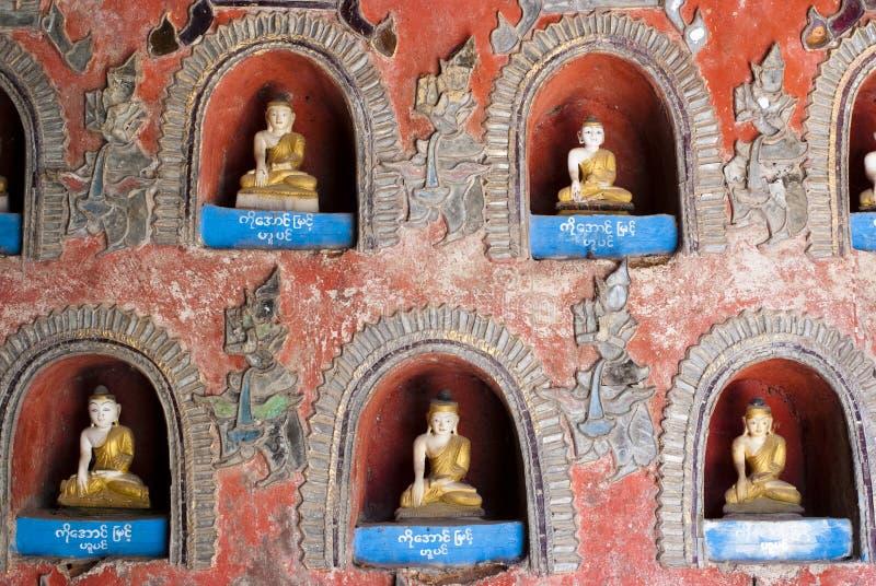 Shwe Yan Phe Pagoda Royalty Free Stock Image