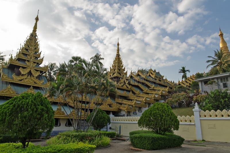 Download Shwedagon Pagoda stock photo. Image of shwedagon, domes - 37725138