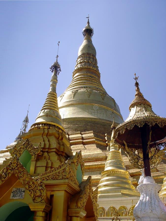 Free Shwedagon Pagoda Stock Photo - 551640