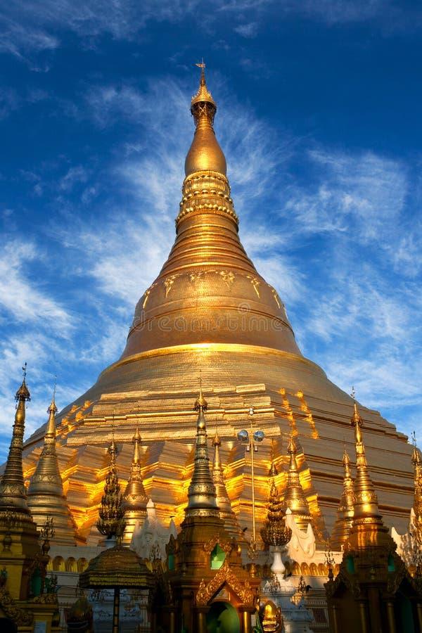 Free Shwedagon Pagoda In Yangon, Myanmar Stock Image - 70300391