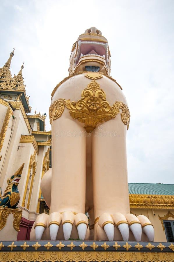 Shwedagon Pagoda royalty free stock photography