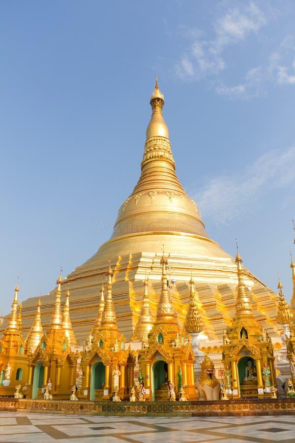 Shwedagon Paya stockfoto