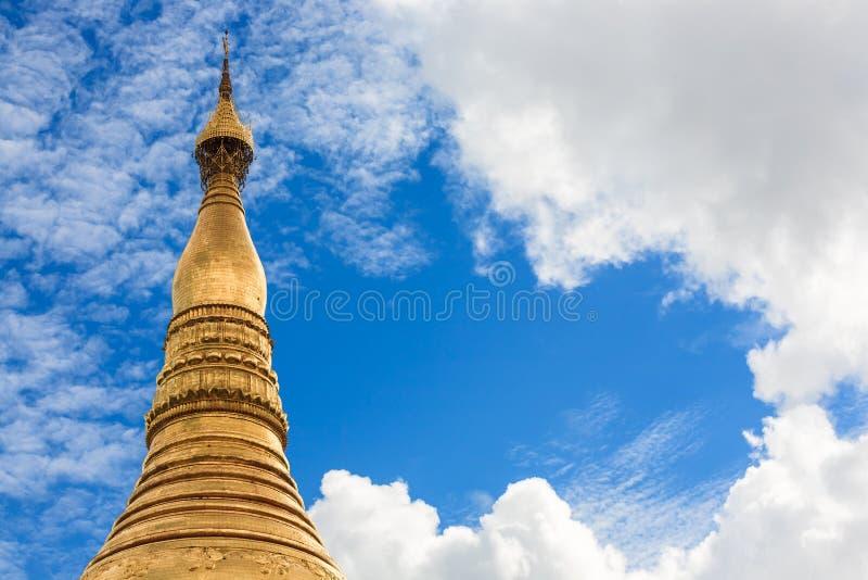 Shwedagon Paya fotografie stock