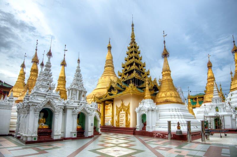 Shwedagon Paya стоковые фото