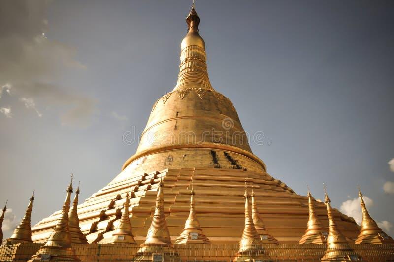 Shwemawdaw pagoda obrazy stock