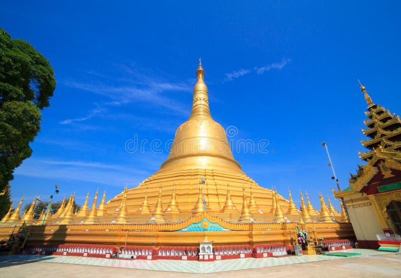 Shwemawdaw-Pagode, Bago, Myanmar  stockfotografie
