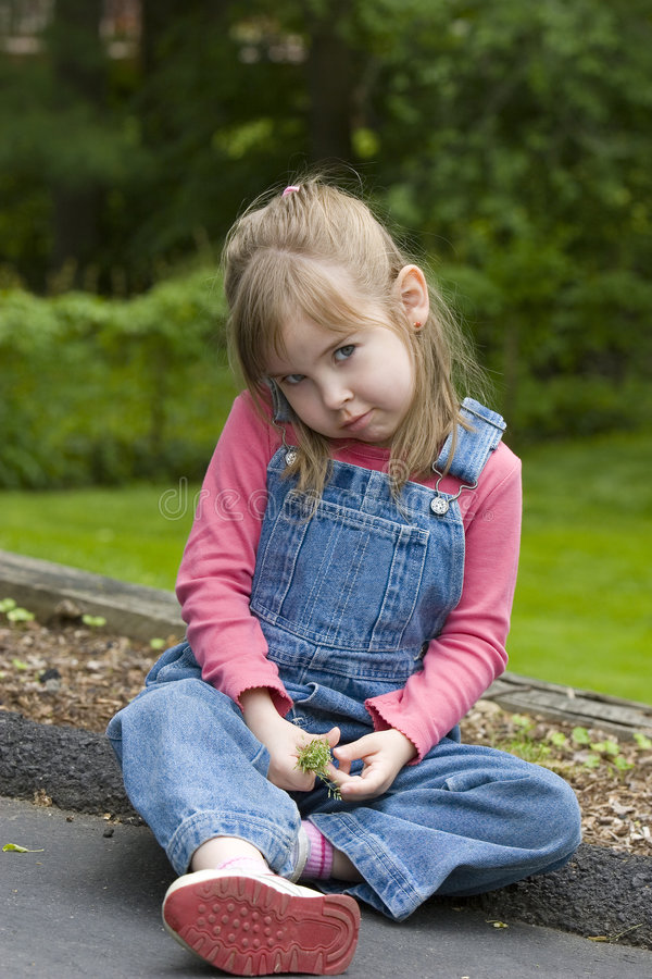 Download Shy stock image. Image of adorable, expression, unhappy - 2483713