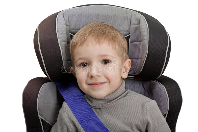 Siège de véhicule de sécurité image stock