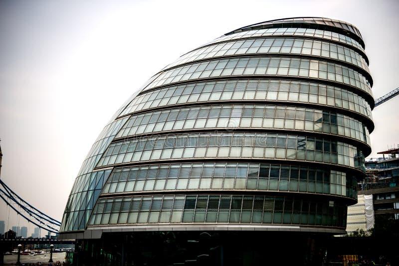 Sièges sociaux de l'autorité du grand Londres connue sous le nom de photographie stock