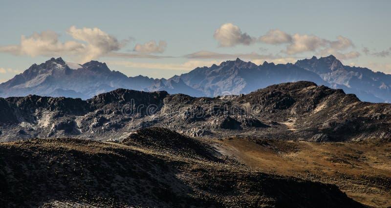 Siërra Nevada stock foto