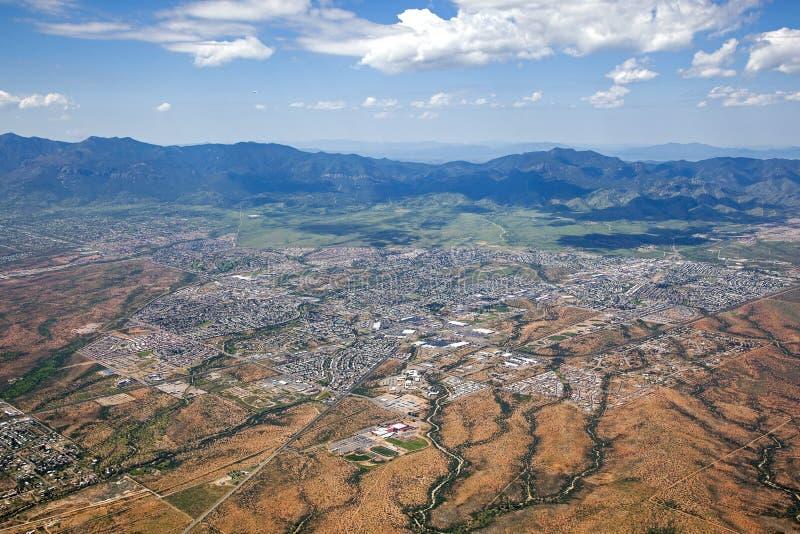 Siërra Uitzicht, Arizona royalty-vrije stock afbeelding