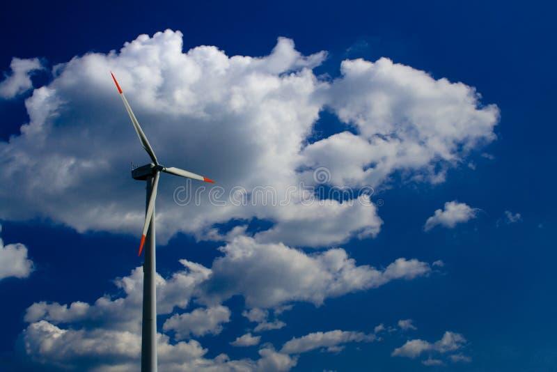 siła wiatru zdjęcia stock