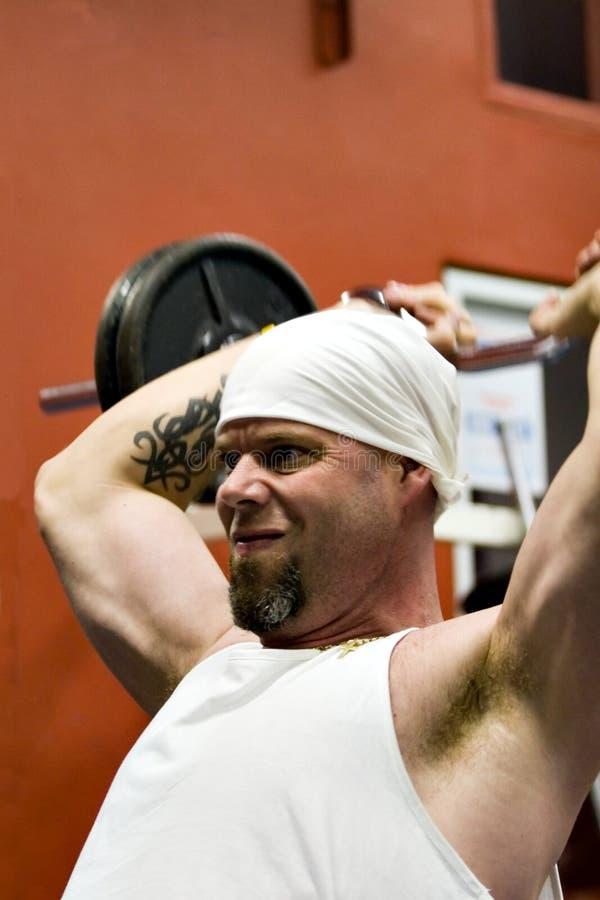 siłownia fizycznej fitness zdjęcie stock