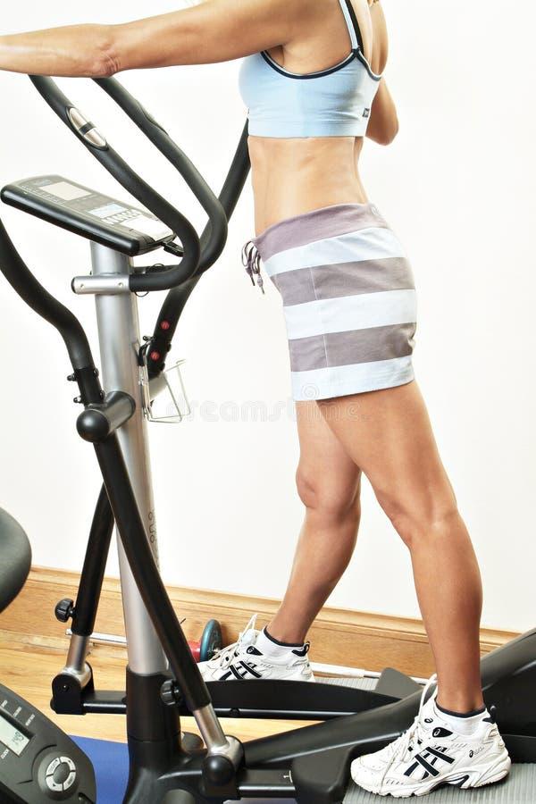 siłownia szkolenia zdjęcie royalty free