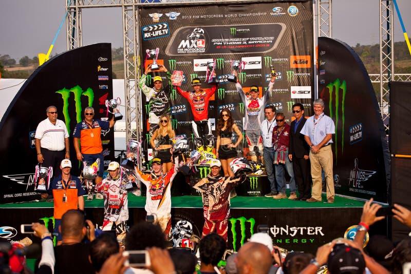 Download Motocross foto de stock editorial. Imagem de ciclo, capacete - 29839003
