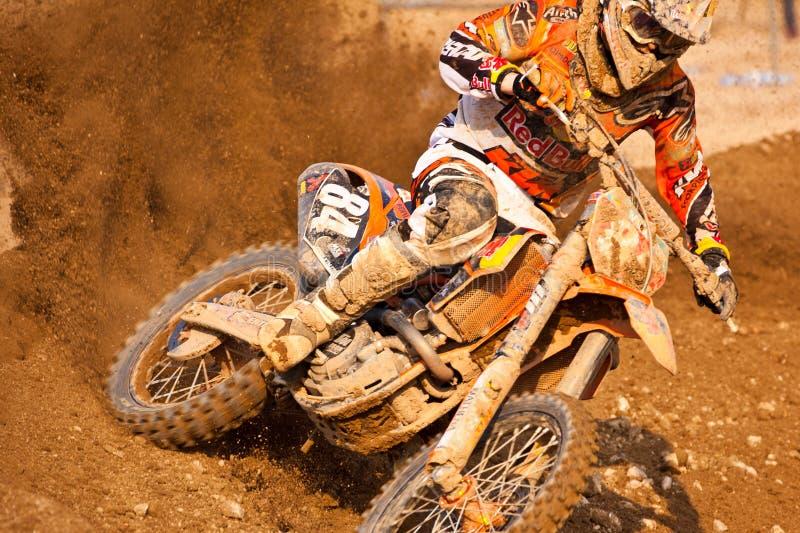 Motocross stock foto's