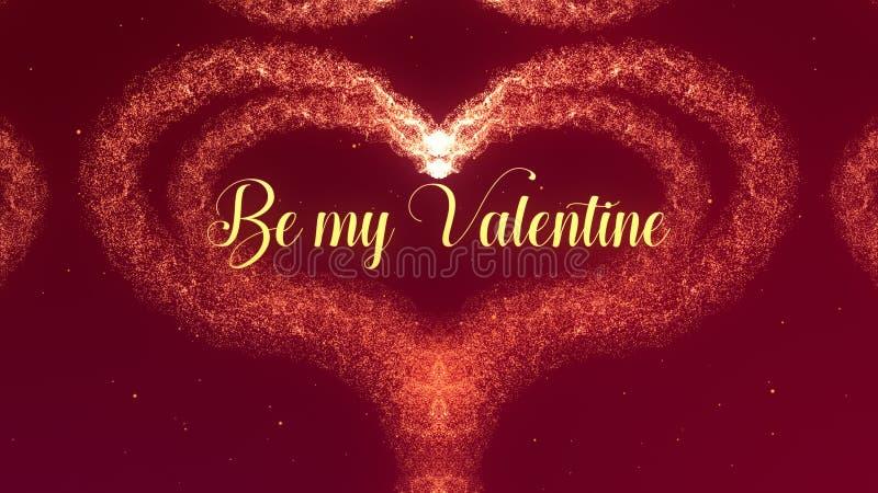 Sia la mia confessione di Valentine Love Cuore di San Valentino fatto della spruzzata del vino rosso isolata su fondo rosso Amore immagini stock