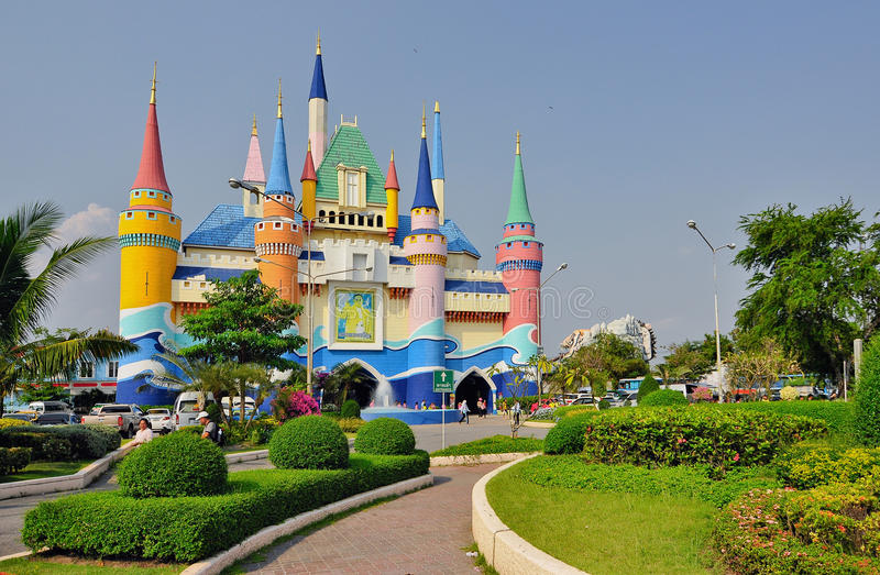 Siam Park imagen de archivo