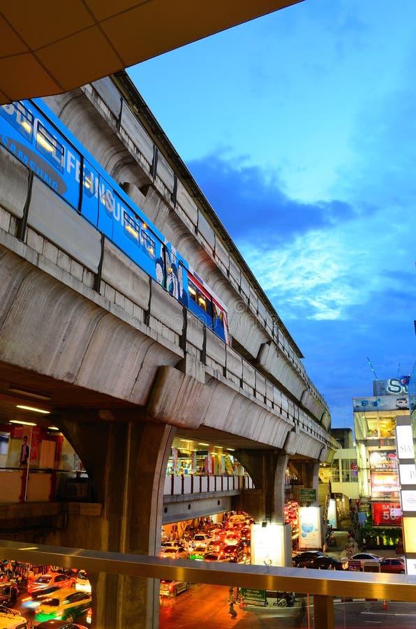 Siam skytrain