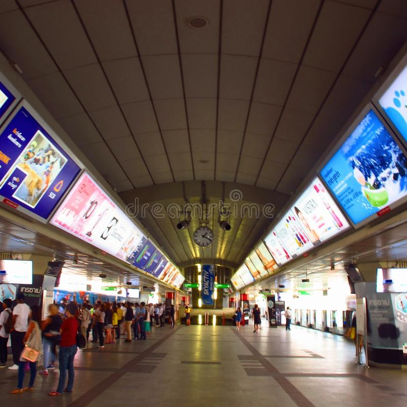 Siam Station photographie stock