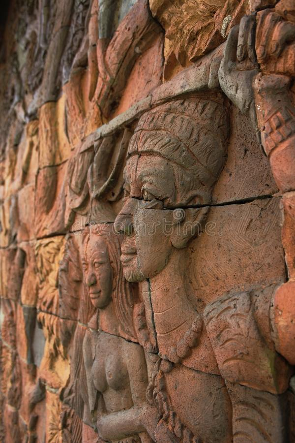 Siamese legend arkivbilder