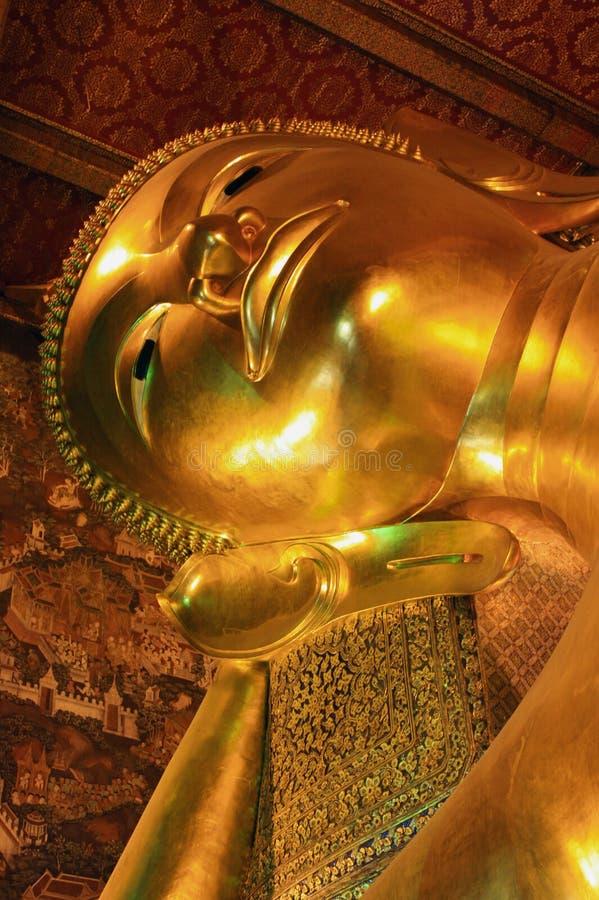 Siamesische Buddha-Statue lizenzfreies stockfoto
