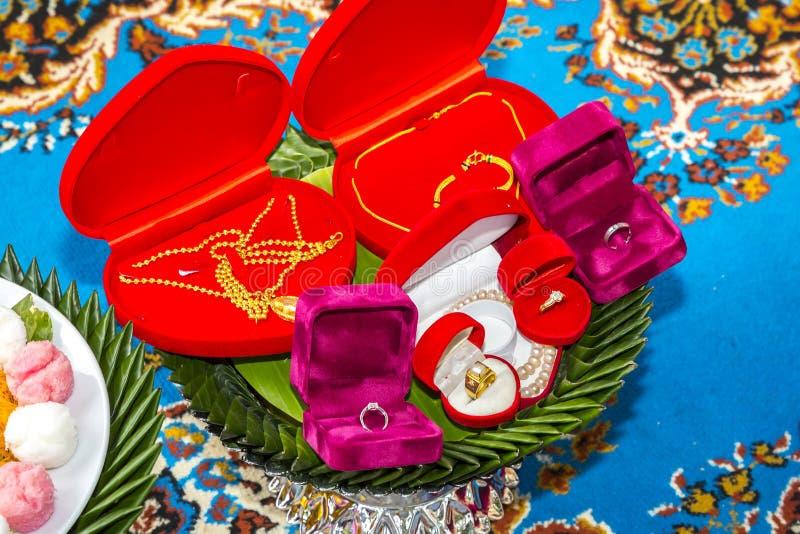 Siamesische Hochzeit lizenzfreie stockfotografie