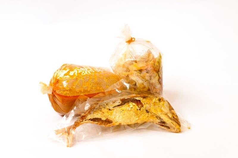 Download Siamesische Nahrung. In Den Plastiktaschen. Stockbild - Bild von zerstörend, aroma: 26374157
