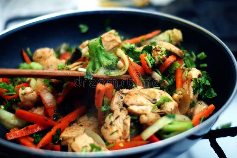 Siamesische Nahrung - Stirfischrogen #6