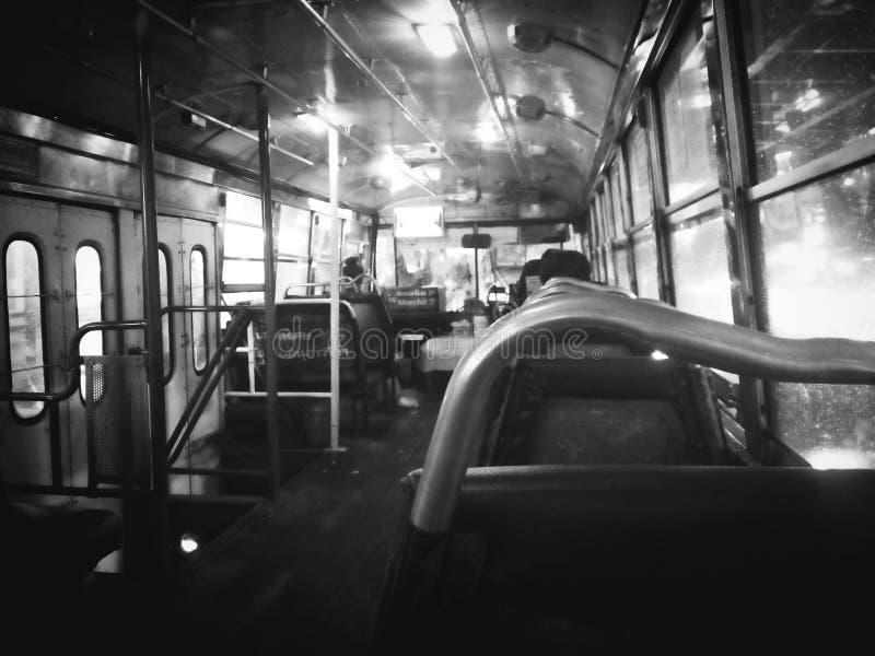 Siamesischer Bus stockbilder